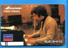 Japan Japon Telefonkarte T�l�carte Phonecard  -  Balken front bar 110 - 22973 London  vladimir ashkenazy