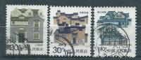 Cina 1986 Usato - Mi.2065/66; 2070 - Usati
