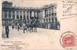 Cpa ESPAGNE - MADRID - Palacio Real - Carroza De Gala - Madrid