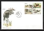 ALAND 2000 : Enveloppe 1er Jour. FDC - Aland
