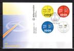 "ALAND 2000 : Enveloppe 1er Jour "" MILLENIUM "". FDC - Aland"