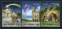 2014 - SAN MARINO - SAINT-MARIN - Natale 2014 -  NH - (**) - New Mint - Saint-Marin