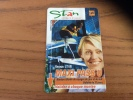 "Ticket de transport * (Bus, Tramway) Stan Cgfte ""MAXI PASS U"" Nancy (54) 2001"