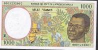 CAMEROUN  P202Eg   1000   FRANCS    2000     UNC. - Cameroun