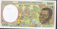 CAMEROUN  P202Eg   1000   FRANCS    2000     UNC. - Cameroon