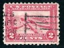 USA 1913: Nr. 204C° - 1 C. - Panama-Pacific-Ausstellung In San Francisco: Pedro-Miguel-Schleusen, Panama-Kanal - United States