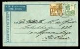 LUCHTPOST * NEDERLANDS-INDIE BRIEFOMSLAG Uit 1934 Van SOERABAYA OEDJONG Naar ´s-GRAVENHAGE  (9959g) - Netherlands Indies
