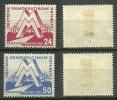 DDR 1951, Nr. 282/83, Falz - DDR