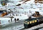 POSTAL-1966-NURIA -- Pirineu Catalá  --Alt.  1985 M. - Gerona