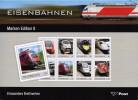 Map Treinen Met 8 Excl Zegels - Autriche