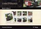 Map Treinen Smalspoor Met 8 Excl Zegels - Autriche