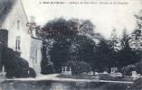 (27) Pont De L'Arche - Abbaye De Bon Port Ruines De La Chapelle - 2 SCANS - Pont-de-l'Arche