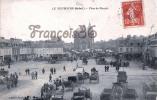 (27) Le Neubourg - Place Du Marché - 2 SCANS - Le Neubourg