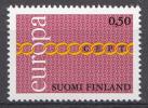 Finlande 1971  Mi.nr.: 689 Europe  MNH / POSTFRIS / NEUF SANS CHARNIERE - Finlande