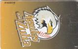 Venezuela, CAN2-0849, Venezuelan Professional Baseball - 2002-2003 Season, Águilas Del Zulia  (1/5), Eagle, 2 Scans. - Venezuela