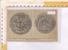 Z52503 MONETE RAPPRESENTAZIONE MEDAGLIA COMMEMORATIVA DEL TRECENTENARIO MONTEVERDIANO CREMONA - Monedas (representaciones)