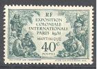 Martinique: Yvert N° 129**;  MNH; Voir Scan - Martinique (1886-1947)