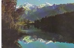 New Zealand Lake Matheson South Westland