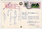 TURKANA WARRIOR-KENYA / WITH UGANDA THEMATIC STAMPS-GORILLA - Uganda