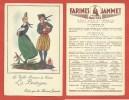 Pharmacie - Farines JAMET - PARIS Rue De Miromesnil / Illustration Province LA BRETAGNE - Paris (08)