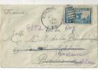 Enveloppe  -  Expédiée  Des  Etats - Unis  à  Destination  De  Malamac    (  56  ) - America Centrale