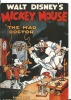 "WALT DISNEY'S Mickey Mouse Magazine BD 35  "" The Mad Doctor "" ,   Cpm Ed Nugeron - Non Voyagée - Disney"
