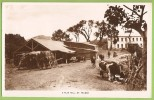 Saint Helena Island - A Flax Mill. United Kingdom. England. - Sant'Elena