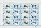 CHINA 2014-27 Full S/S 10th International Aviation Aerospace Expo Stamp Space - Raumfahrt