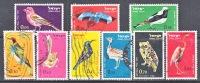 ISRAEL    C  28+   (o)    BIRDS - Airmail