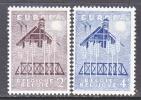 BELGIUM   512-13      *    UNITED  EUROPE - Belgium