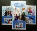 Thailand Personalized Stamp 2014 Disney Princess - FROZEN Vol 6 + Pack - Thailand