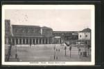 Cartolina Siracusa, Piazza Borgata Santa Lucia - Siracusa