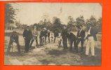 CRICKET - SPORT -  Bourg Sur Gironde - Carte Photo - Cricket