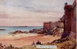 CP -  E. LESSIEUX - SAINT MALO - LES REMPARTS - - Saint Malo