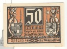 Notgeld 50 Schaltau  - Allemagne / Germany - [11] Local Banknote Issues