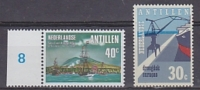 Nederlandse Antillen Ships 2v  ** Mnh (23539) - Antillen