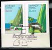 Madeira 1984, Michel# 91 + 92 O Auf Papier,  25. Jahrestag Der Rallye Madeira - Madeira