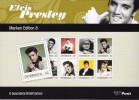 Map Elvis Presley 8 Excl Zegels - Autriche