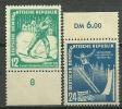 DDR 1952, Nr. 298/99, Postfrisch - DDR