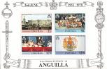 Anguilla   Scott No. 318a  Lot 808    Mnh    Year  1978 - Anguilla (1968-...)