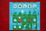 Dezemberzegels Noel Weihnachten NVPH V1788-1807 1788 (Mi 1683 - 1702); 1998 POSTFRIS / MNH ** NEDERLAND / NIEDERLANDE - Ungebraucht