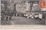 CHASSE A COURRE : EQUIPAGE DE BONNELLES - BENEDICTION MEUTE - 1911 - R/V - - Chasse