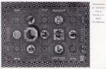 CPSM:  PERL   (allemagne):  Mosaikboden Der Römischen Villa Zu Nennig A.d. Mosel Krs. Saarburg.  (L 13) (A 2383) - Perl