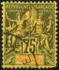 Guinée (1892) N 12 (o) - Guinée Française (1892-1944)