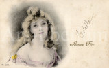Postkaart / Femme / Vrouw / Lady / Woman / Louis Van Parijs / Van Parys / No 1855 - Illustrateurs & Photographes