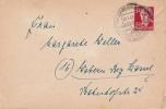 """Brief 1949 von """"(3a) SCHWERIN (MECKL) 1 / VERSICHERUNGSSCHUTZ durch die SACH- UND PERSONEN VERSICHERUNGS..."""" (t034)"""