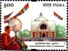 BUDDHSIM-MAHAPARINIRVANA-SET OF 4-INDIA-2002-MNH-B8-113 - Buddhism