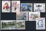 MONACO Année 1999 - 9 Timbres Oblitérés TB N° 2192 2193 2202 2203 2204 2211 2217 2218 2219 - Used Stamps
