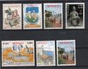 MONACO Année 2001 - 10 Timbres Oblitérés TB N° 2279 (x2) 2281 2298 2299 2306 (x2) 2310 2317 2318 - Used Stamps