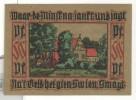 Notgeld 50 Pfennig Leer In Ostfriesland  - Allemagne / Germany 1921 - [11] Local Banknote Issues